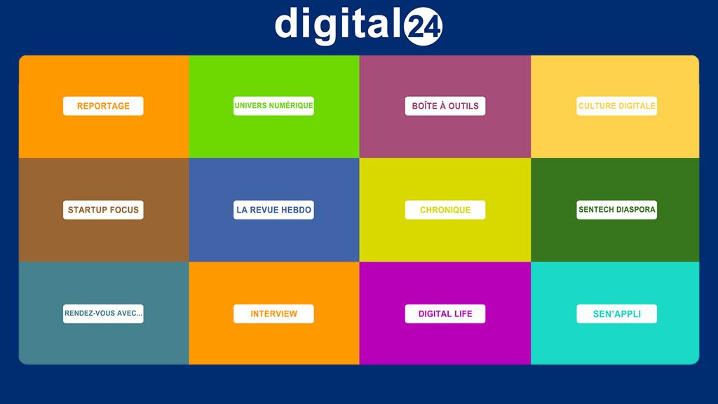 Digital 24 - Emissions